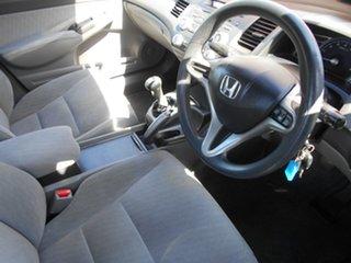 2011 Honda Civic VTi Sedan.