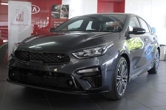 Demonstrator, Demo, Near New Kia Cerato GT DCT, Toowong, 2020 Kia Cerato GT DCT Sedan