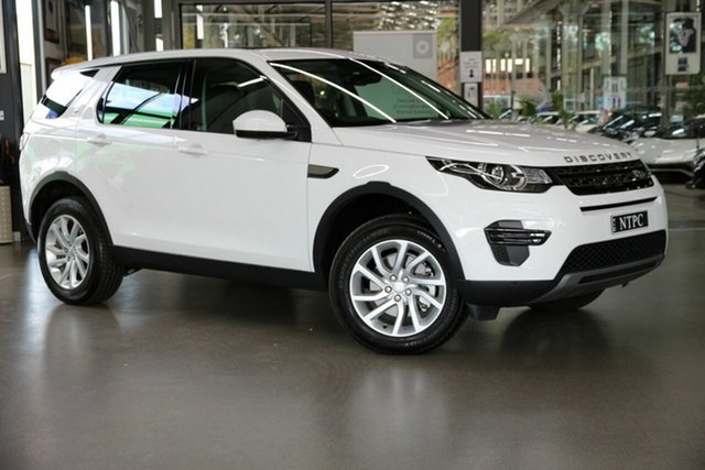 Used Land Rover Discovery Sport TD4 (132kW) SE AWD, North Melbourne, 2019 Land Rover Discovery Sport TD4 (132kW) SE AWD Wagon