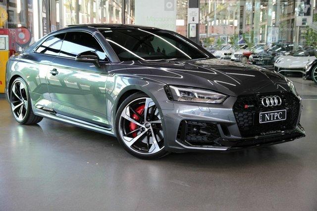 Used Audi RS5 Tiptronic Quattro, North Melbourne, 2019 Audi RS5 Tiptronic Quattro Coupe