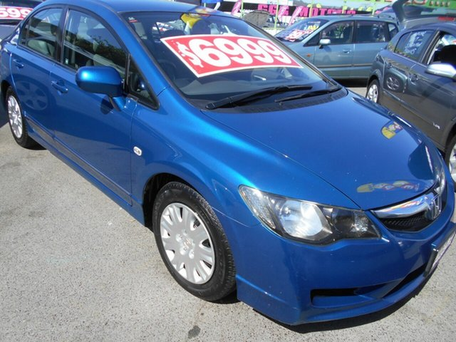 Used Honda Civic VTi, Slacks Creek, 2011 Honda Civic VTi Sedan
