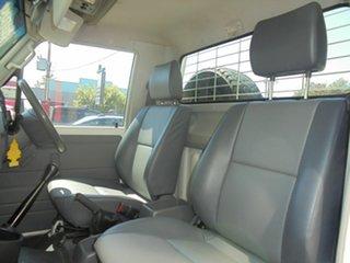 2015 Toyota Landcruiser GX Cab Chassis.