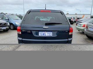 2011 Ford Territory TS (4x4) Wagon.
