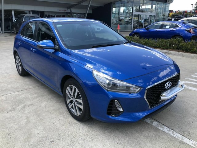 Discounted Used Hyundai i30 Active, Yamanto, 2017 Hyundai i30 Active Hatchback
