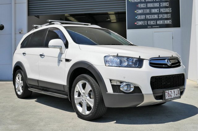 Used Holden Captiva 7 AWD LX, Capalaba, 2013 Holden Captiva 7 AWD LX Wagon
