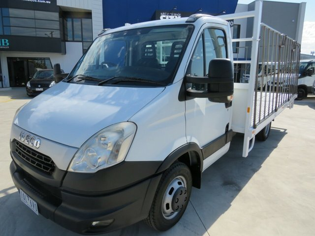 Used Iveco Daily, Thomastown, 2012 Iveco Daily Cab Chassis