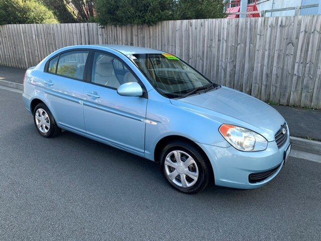 Used Hyundai Accent 1.6, North Hobart, 2006 Hyundai Accent 1.6 Sedan