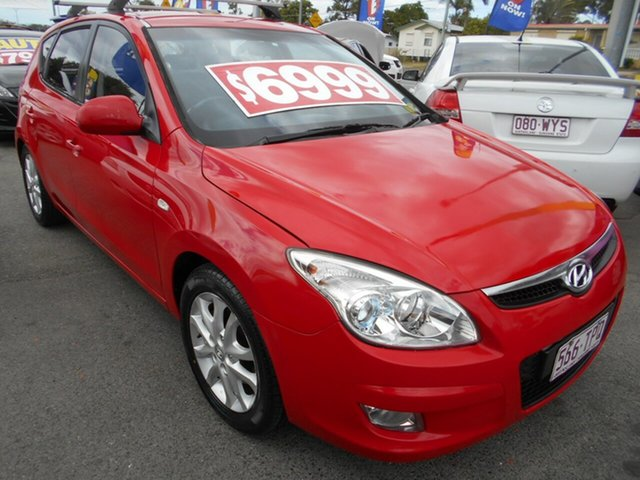 Used Hyundai i30 SLX, Slacks Creek, 2010 Hyundai i30 SLX Hatchback