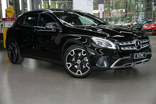 Used Mercedes-Benz GLA-Class GLA250 DCT 4MATIC, North Melbourne, 2018 Mercedes-Benz GLA-Class GLA250 DCT 4MATIC Wagon