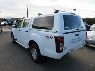 2015 Isuzu D-MAX SX (4x4) Crew Cab Utility.