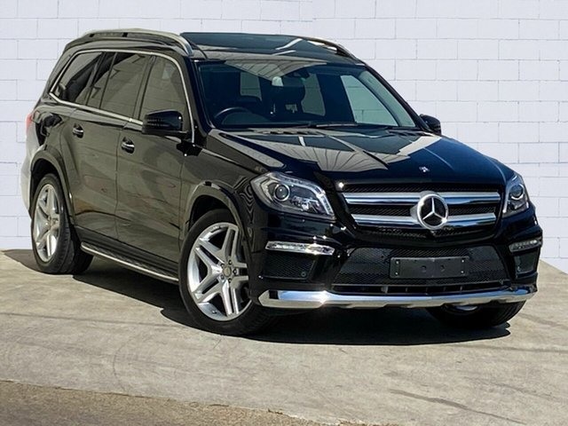 Used Mercedes-Benz GL350 BlueTec AMG, Moorooka, 2014 Mercedes-Benz GL350 BlueTec AMG Wagon