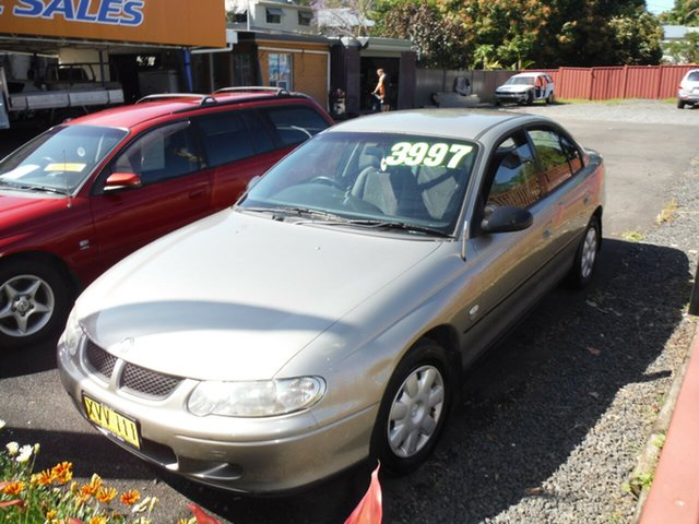 Used Holden Commodore Executive, East Lismore, 2002 Holden Commodore Executive VX II Sedan