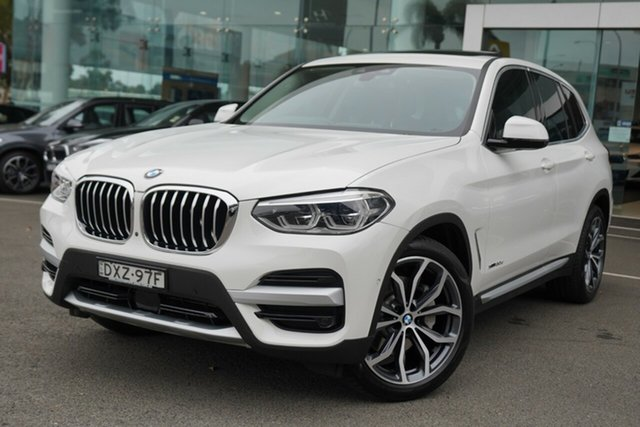 Used BMW X3 xDrive30d, Brookvale, 2017 BMW X3 xDrive30d Wagon