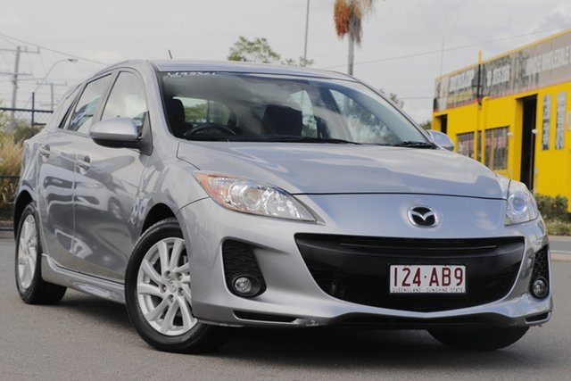Used Mazda 3 Maxx Activematic Sport, Toowong, 2011 Mazda 3 Maxx Activematic Sport Hatchback