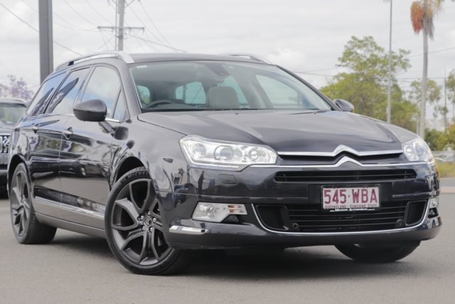 Used Citroen C5 Exclusive Tourer HDi, Bowen Hills, 2015 Citroen C5 Exclusive Tourer HDi Wagon