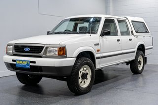 1998 Ford Courier XL (4x4) Crew Cab Pickup.