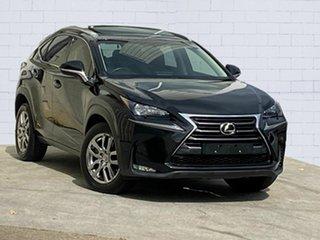 2017 Lexus NX200T Luxury (FWD) Wagon.