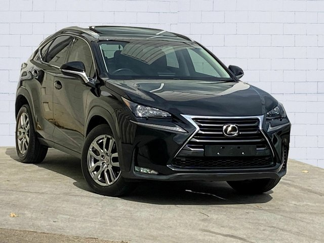 Used Lexus NX200T Luxury (FWD), Moorooka, 2017 Lexus NX200T Luxury (FWD) Wagon
