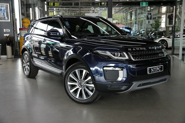 Used Land Rover Range Rover Evoque HSE, North Melbourne, 2016 Land Rover Range Rover Evoque HSE Wagon