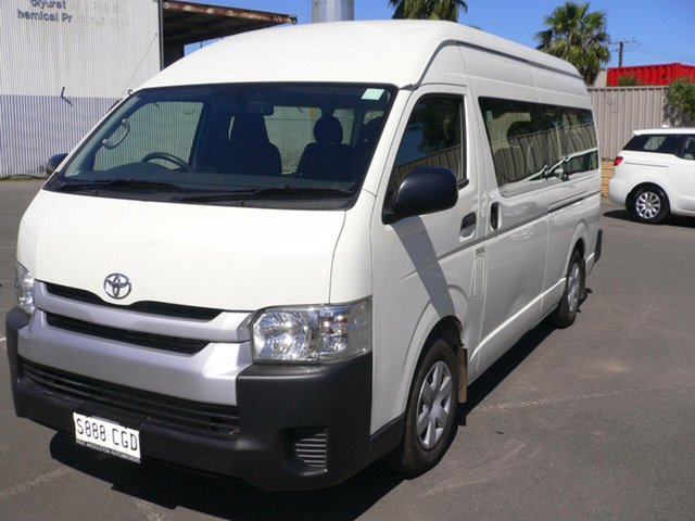 Used Toyota HiAce Commuter High Roof Super LWB, St Marys, 2015 Toyota HiAce Commuter High Roof Super LWB Bus