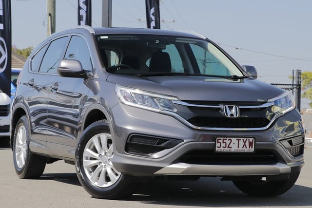 Used Honda CR-V VTi, Bowen Hills, 2014 Honda CR-V VTi Wagon