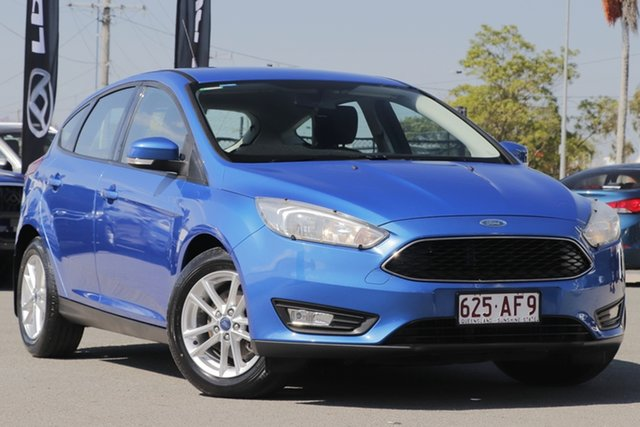 Used Ford Focus Trend, Bowen Hills, 2016 Ford Focus Trend Hatchback