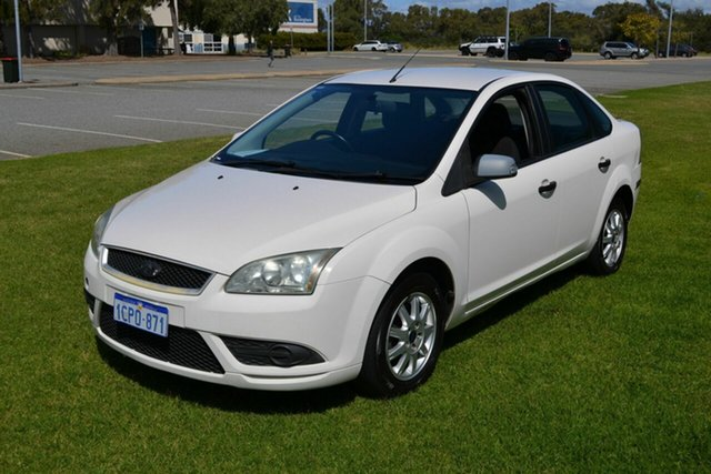 Used Ford Focus Zetec, Rockingham, 2007 Ford Focus Zetec Sedan