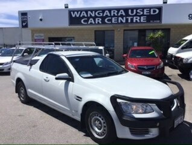 Used Holden Commodore Omega, Wangara, 2011 Holden Commodore Omega Utility