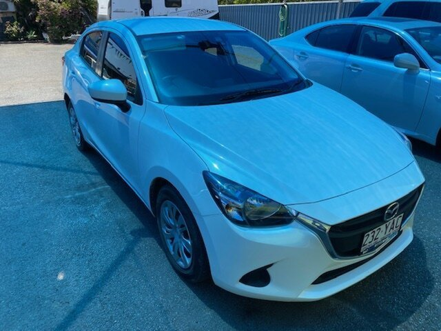 Used Mazda 2 Neo, North Rockhampton, 2017 Mazda 2 Neo Sedan