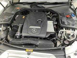 2017 Mercedes-Benz C250 Sedan.