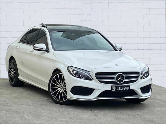 Used Mercedes-Benz C250, Moorooka, 2017 Mercedes-Benz C250 Sedan