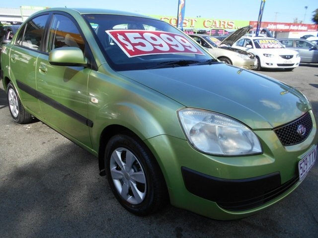 Used Kia Rio, Slacks Creek, 2006 Kia Rio Sedan