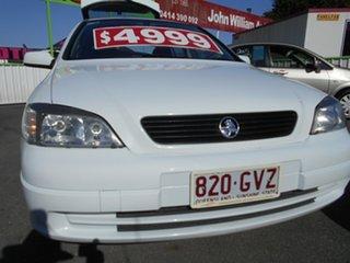 2002 Holden Astra City Hatchback.