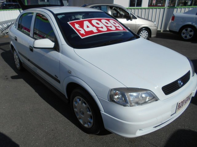 Used Holden Astra City, Slacks Creek, 2002 Holden Astra City Hatchback