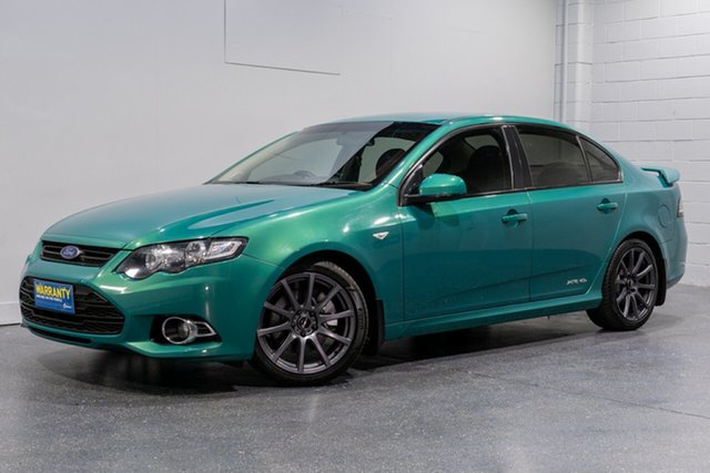 Used Ford Falcon XR6T, Slacks Creek, 2013 Ford Falcon XR6T Sedan