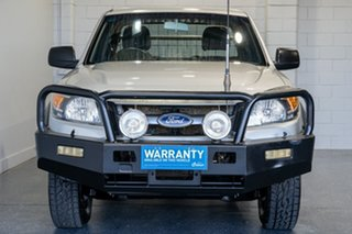 2011 Ford Ranger XL (4x4) Super Cab Chassis.