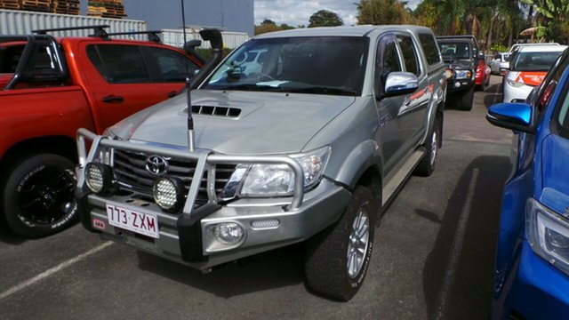 Used Toyota Hilux SR5 Double Cab, Morayfield, 2013 Toyota Hilux SR5 Double Cab Utility