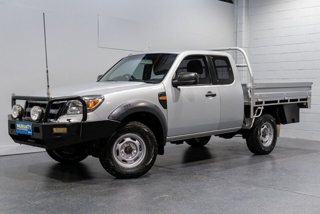 Used Ford Ranger XL (4x4), Slacks Creek, 2011 Ford Ranger XL (4x4) Super Cab Chassis