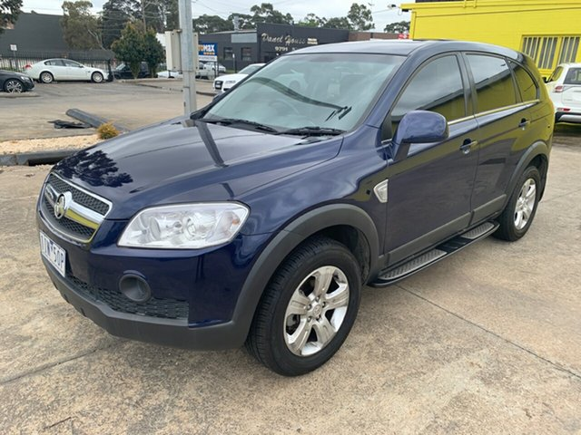 Used Holden Captiva SX AWD, Cranbourne, 2010 Holden Captiva SX AWD Wagon