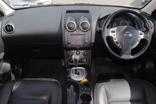 2012 Nissan Dualis +2 Hatch X-tronic 2WD Ti Hatchback.