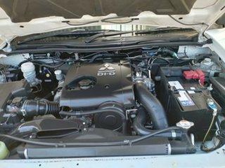 2012 Mitsubishi Triton GLX (4x4) Double Cab Utility.