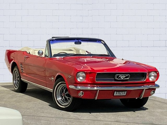 Used Ford Mustang, Moorooka, 1965 Ford Mustang Convertible