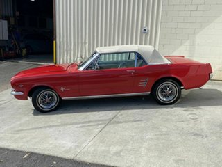 1965 Ford Mustang Convertible.