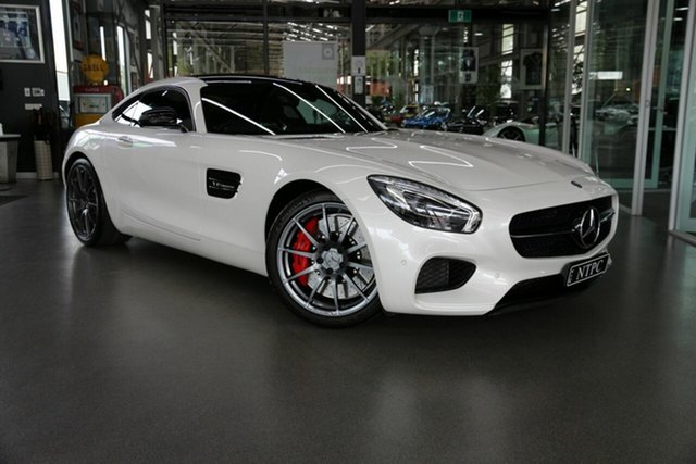 Used Mercedes-Benz AMG GT S SPEEDSHIFT DCT, North Melbourne, 2016 Mercedes-Benz AMG GT S SPEEDSHIFT DCT Coupe