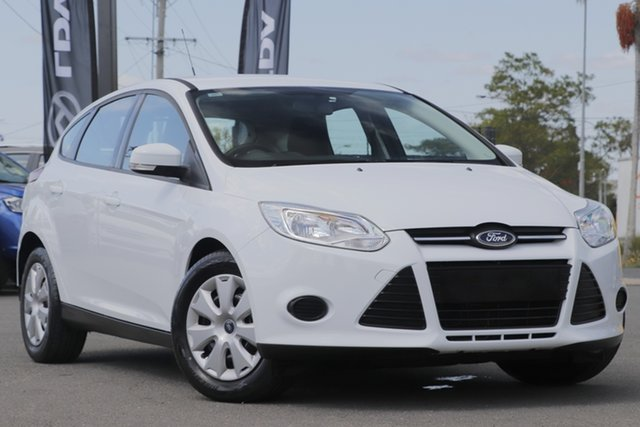 Used Ford Focus Ambiente PwrShift, Bowen Hills, 2015 Ford Focus Ambiente PwrShift Hatchback