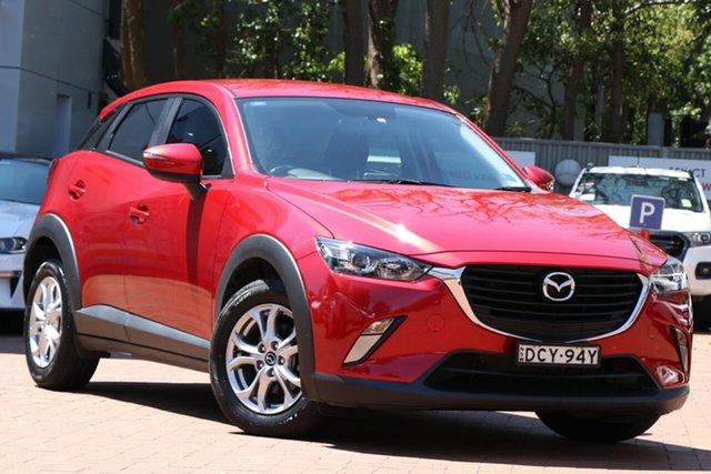 Used Mazda CX-3 Maxx SKYACTIV-Drive i-ACTIV AWD, Artarmon, 2015 Mazda CX-3 Maxx SKYACTIV-Drive i-ACTIV AWD Wagon