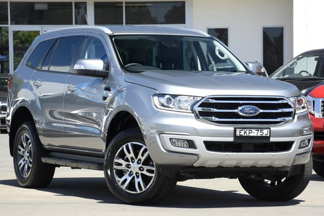 Used Ford Everest Trend, Narellan, 2019 Ford Everest Trend SUV