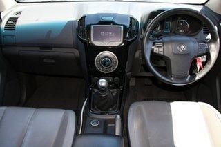 2016 Holden Colorado Z71 Crew Cab Utility.