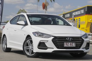 2016 Hyundai Elantra SR Turbo Sedan.