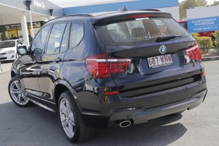 2013 BMW X3 xDrive20d Steptronic Wagon.